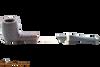Savinelli New Oscar 128 Rustic Brown Tobacco Pipe Apart
