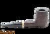 Savinelli New Oscar 141 KS Rustic Brown Tobacco Pipe Right Side