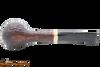 Savinelli New Oscar 145 KS Rustic Brown Tobacco Pipe Bottom