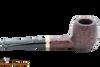 Savinelli New Oscar 207 Rustic Brown Tobacco Pipe Right Side