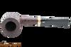 Savinelli New Oscar 412 KS Rustic Brown Tobacco Pipe Top