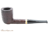Savinelli New Oscar 412 KS Rustic Brown Tobacco Pipe