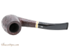 Savinelli New Oscar 606 KS Rustic Brown Tobacco Pipe Top