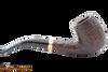 Savinelli New Oscar 606 KS Rustic Brown Tobacco Pipe Right Side