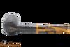 Savinelli Tigre Rustic Black 114 KS Tobacco Pipe Bottom