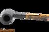 Savinelli Tigre Rustic Black 114 KS Tobacco Pipe Top