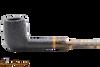 Savinelli Tigre Rustic Black 114 KS Tobacco Pipe