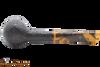 Savinelli Tigre Rustic Black 145 KS Tobacco Pipe Bottom