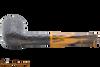 Savinelli  Tigre Rustic Black 409 Tobacco Pipe Bottom