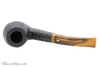 Savinelli Tigre Rustic Black 670 KS Tobacco Pipe Top