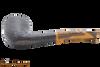 Savinelli Tigre Rustic Black 920 KS Tobacco Pipe Bottom