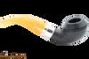 Peterson Rosslare Royal Irish Sandblast 999 Tobacco Pipe - Fishtail Right Side