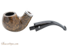 Peterson Dublin Filter XL02 Tobacco Pipe Fishtail Apart