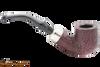 Peterson Standard System Sandblast 301 Tobacco Pipe PLIP Right Side