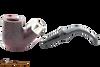 Peterson Standard System Sandblast 313 Tobacco Pipe PLIP Apart