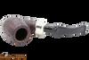 Peterson Standard System Sandblast 307 Tobacco Pipe PLIP Top