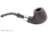 Peterson Standard System Sandblast B42 Tobacco Pipe PLIP Right Side
