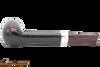 Peterson Harp 264 Tobacco PIpe Fishtail Bottom