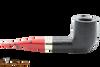 Peterson Dracula 106 Tobacco Pipe Sandblast Right Side