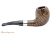 Peterson Sherlock Holmes Dark Smooth Strand Tobacco Pipe PLIP Right Side