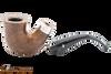 Peterson Sherlock Holmes Dark Smooth Original Tobacco Pipe PLIP Apart