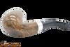 Peterson Sherlock Holmes Dark Smooth Professor Tobacco Pipe PLIP Bottom