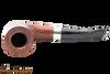 Peterson Sherlock Holmes Smooth Mycroft Tobacco Pipe PLIP Top