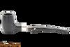 Peterson Specialty Barrel Ebony Silver Mounted Tobacco Pipe PLIP Apart