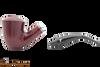 Peterson Killarney Red B10 Tobacco Pipe Fishtail Apart