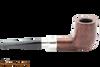 Peterson Walnut Spigot 15 Tobacco Pipe Fishtail Right Side