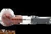 Peterson Walnut Spigot 107 Tobacco Pipe Fishtail Bottom