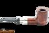 Peterson Walnut Spigot 107 Tobacco Pipe Fishtail Right Side