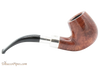 Peterson Walnut Spigot 65 Tobacco Pipe Fishtail Right Side