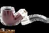 Peterson Red Spigot 65 Tobacco Pipe Fishtail Apart