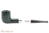 Peterson Green Spigot X105 Tobacco Pipe Fishtail Apart
