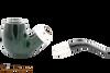 Peterson Green Spigot XL90 Tobacco Pipe Fishtail Apart