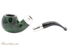 Peterson Green Spigot 03 Tobacco Pipe Fishtail Apart
