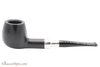 Peterson Ebony Spigot 86 Tobacco Pipe Fishtail
