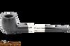 Peterson Ebony Spigot 86 Tobacco Pipe Fishtail Apart