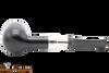 Peterson Ebony Spigot 107 Tobacco Pipe Fishtail Bottom