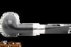 Peterson Ebony Spigot 106 Tobacco Pipe Fishtail Bottom