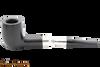 Peterson Ebony Spigot 106 Tobacco Pipe Fishtail Apart