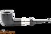 Peterson Ebony Spigot 606 Tobacco Pipe Fishtail
