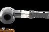 Peterson Ebony Spigot 606 Tobacco Pipe Fishtail Top