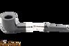 Peterson Ebony Spigot 606 Tobacco Pipe Fishtail Apart