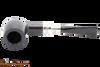 Peterson Ebony Spigot 15 Tobacco Pipe Fishtail Top