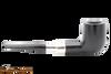 Peterson Ebony Spigot 15 Tobacco Pipe Fishtail Right Side