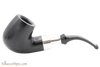 Peterson Ebony Spigot XL90 Tobacco Pipe Fishtail