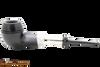 Peterson Ebony Spigot 150 Tobacco Pipe Fishtail Apart