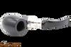 Peterson Ebony Spigot X220 Tobacco Pipe Fishtail Top